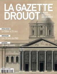 2016 - Gazette Drouot - March