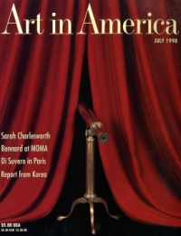 1998 - Art in America - July
