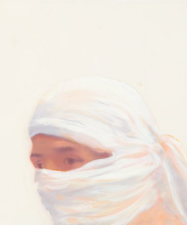 Young man, oil on paper, 26x35cm, 2014