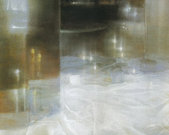 812 Park II, Oil on canvas, 122 x 96 cm, 1988
