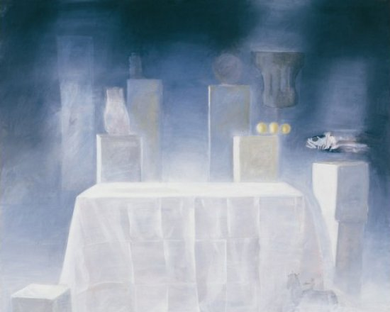 The Celebrated Shine, Oil on canvas, 172 x 145 cm, 1991