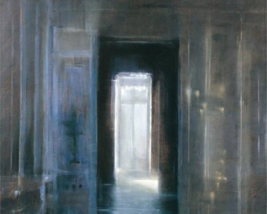 No Ordinary Light, Oil on canvas, 122 x 96 cm, 1988